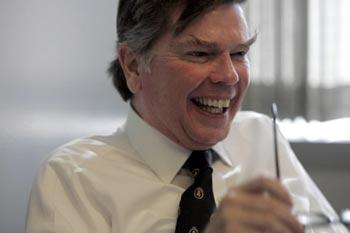 The Joke Was on Ohio's Women: Ohio House Speaker Bill Batchelder (R) in 2011.