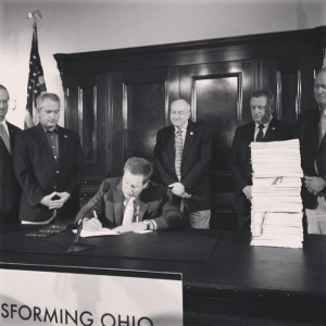 Governor Kasich Budget Signing