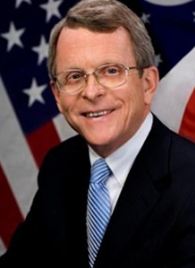 Republican Mike DeWine