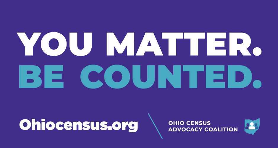 You Matter. Be Counted. OhioCensus.org